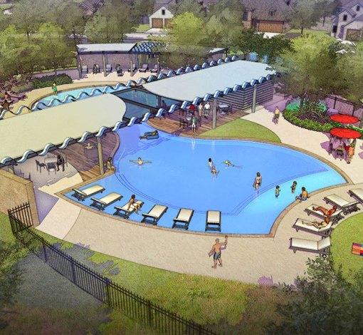 bluewood pool