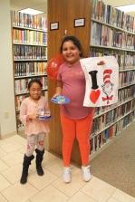 Amanda Soria and Cynthia Juarez